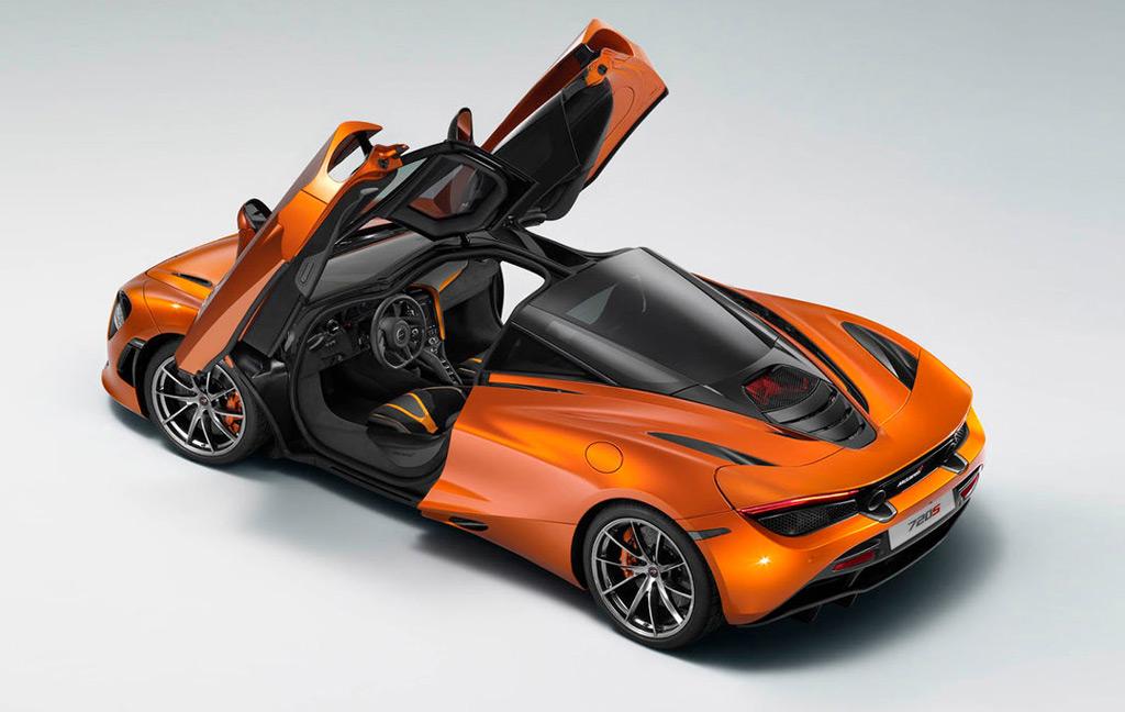 McLaren 720S Leaked Again