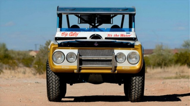 ", Parnelli Jones' Baja-raced ""Huge Oly"" Ford Bronco on the market, Docuneedsph"