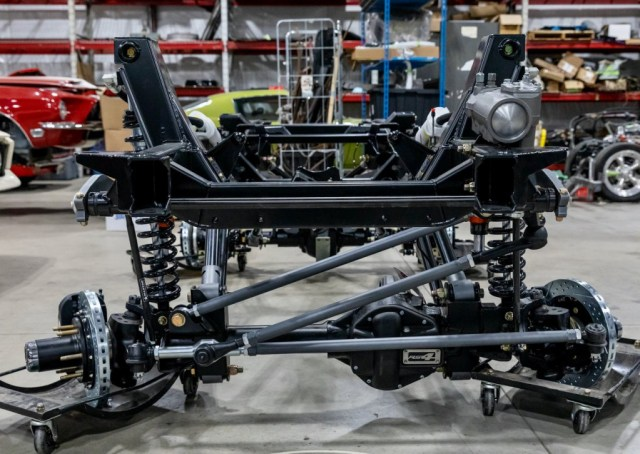 Roadster Shop chassis unpin the reimagined Broncos