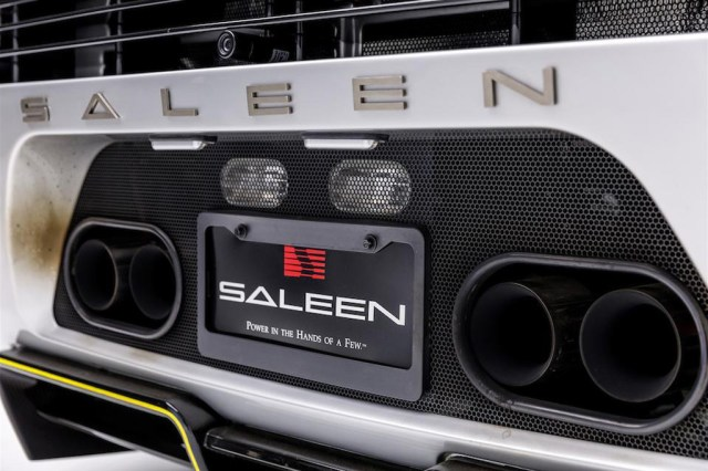 Saleen S7 LM - Photo Credit: Bonhams
