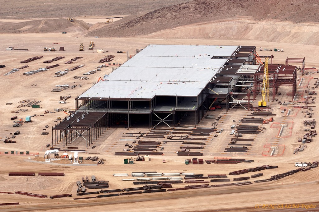 Image result for gigafactory tesla