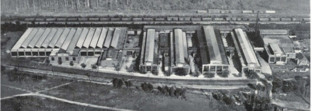 The Springfield assembly plant