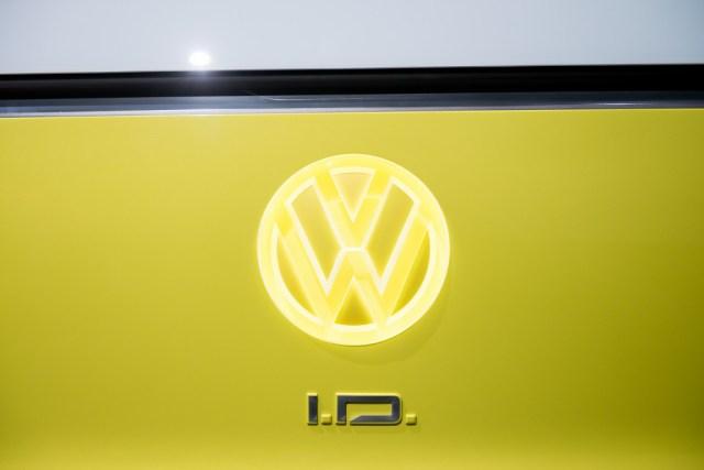 Volkswagen ID Buzz Concept, Salón del Automóvil de Los Ángeles 2017