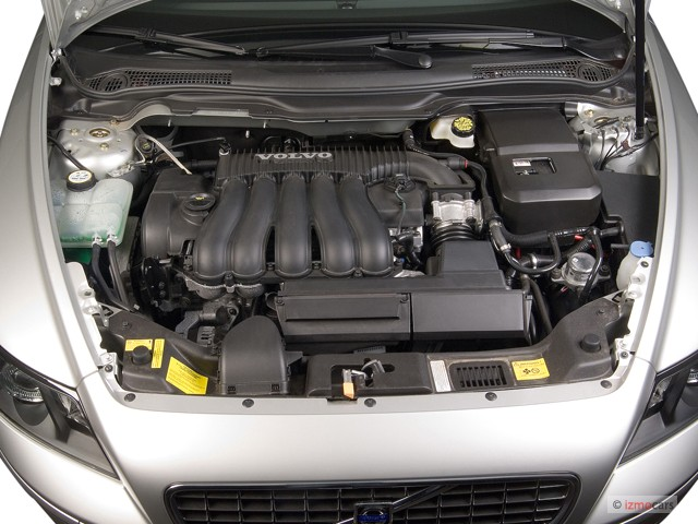 Image 2007 Volvo S40 4 Door Sedan 24L AT FWD Engine