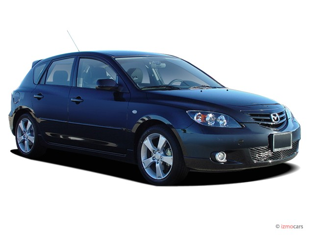 2004 Mazda Mazda3 Review Ratings Specs S And Photos The