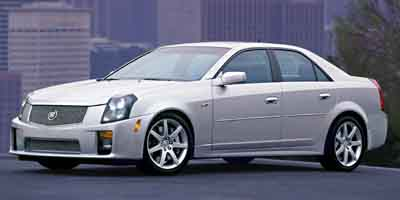2004 Cadillac CTS V Review Ratings Specs Prices And