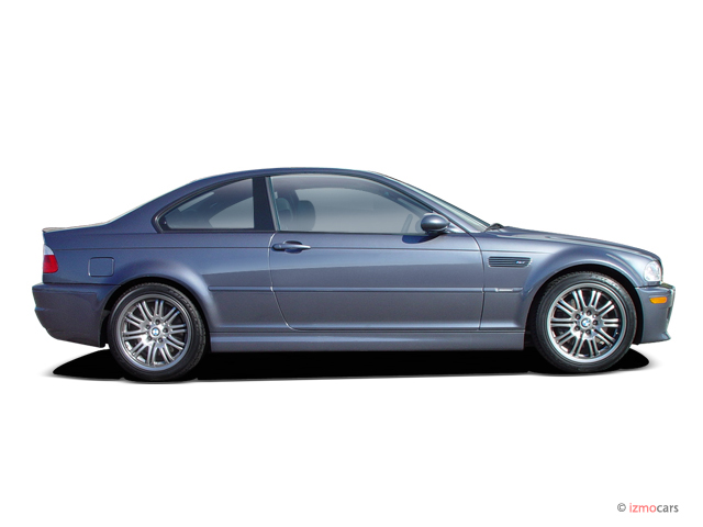 Image 2006 BMW 3 Series M3 2 Door Coupe Side Exterior