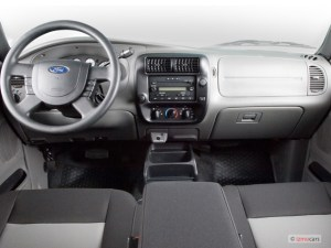 Image: 2007 Ford Ranger 2WD 2door SuperCab 126