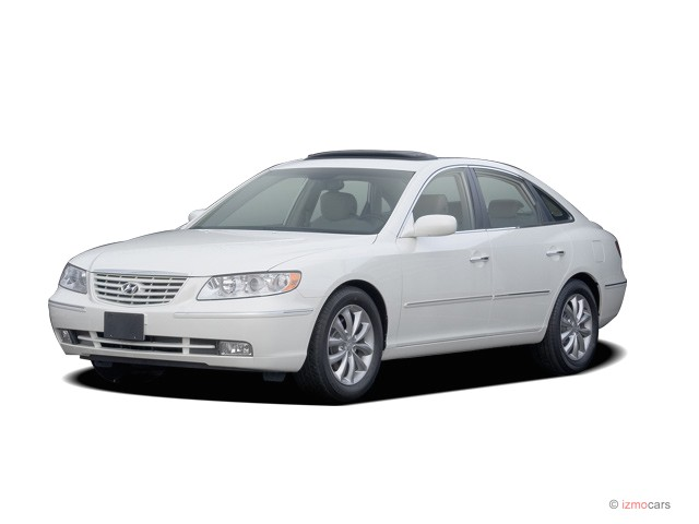 2007 Hyundai Azera Review Ratings Specs Prices And