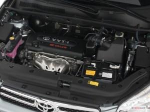 Image: 2007 Toyota RAV4 2WD 4door 4cyl Limited (Natl) Engine, size: 640 x 480, type: gif