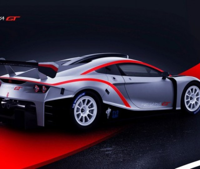 Arrinera Hussarya Gt Race Car