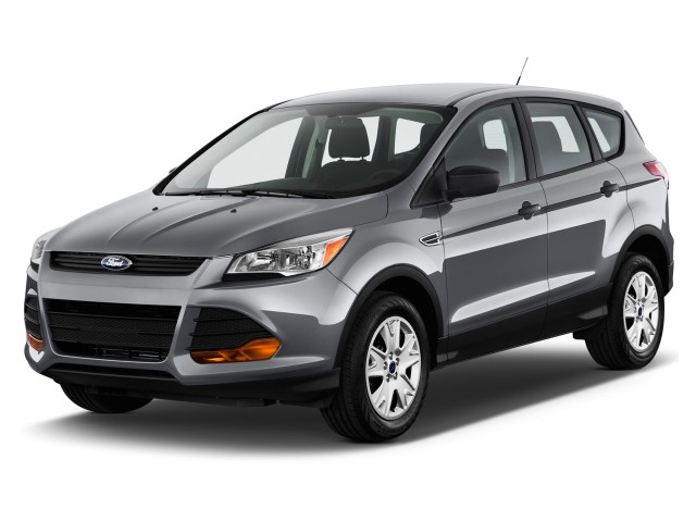 2016 Ford Escape Review Ratings Specs Prices And