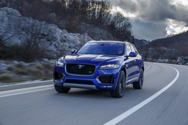 Diesel Electric Hybrid Jaguar J Pace Test Mule Spotted