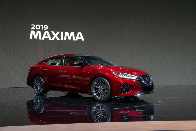 2019 Nissan Maxima Sr Price Used Car Reviews Cars Review