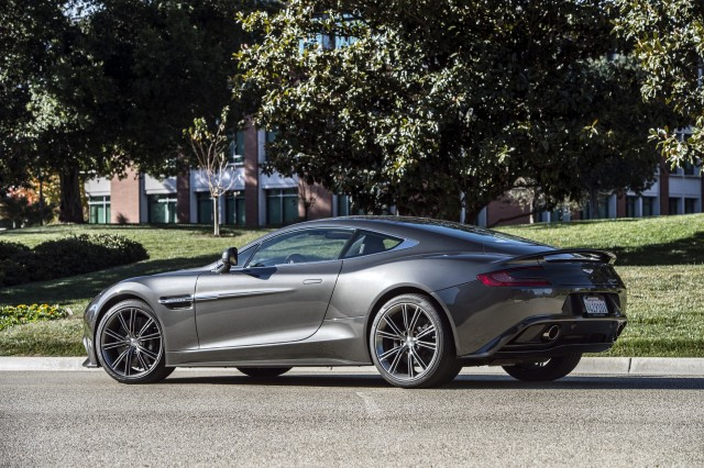 2016 Aston Martin Vanquish Ugo Colombo The Collection