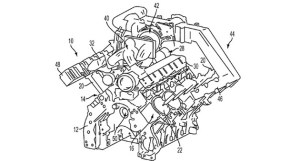 Ford patent reveals plans for turbocharged pushrod V8