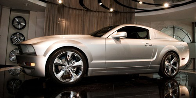First Iacocca 45th Anniversary Mustang Fetches 125 000 At