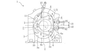 Patent application reveals new directinjection rotary
