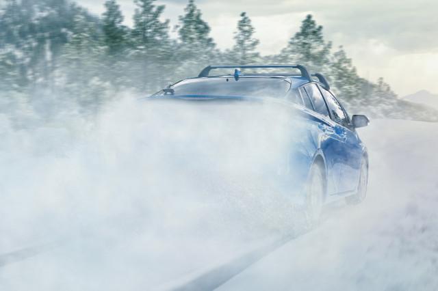 All-wheel drive Toyota Prius teased