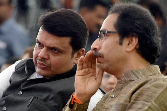 bjp shiv sena alliance in maharashtra difficult relationship history from bal thackeray to udhav