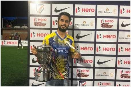 फुटबॉल में बड़ा नाम बनने के लिए कोई भी 'कुर्बानी' दे सकता है ये कश्मीरी खिलाड़ी