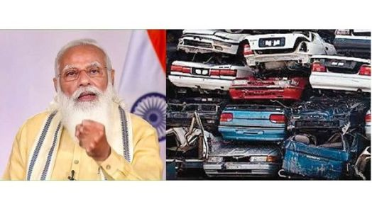PM Modi launches Vehicle Scrappage Policy: Here's why it is crucial
