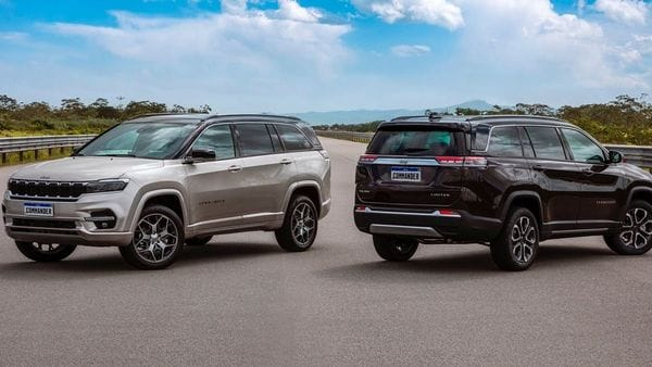 Jeep is offering Commander SUV in two trims called Limited and Overland. While the Limited variant gets a 4X2 wheel drive system, the Overland trim gets a 4X4 mode.