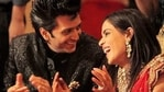 Riteish Deshmukh and Genelia D'Souza have been married since 2012.
