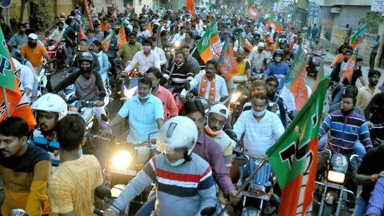 News updates from HT: EC bans bike rallies 72 hours before poll day and all  the latest news   Hindustan Times