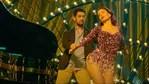 Aamir Khan with Elli AvrRam in Har Funn Maula.