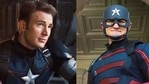 Wyatt Russell fills Chris Evans' shoes as the Captain America in The Falcon and The Winter Soldier.