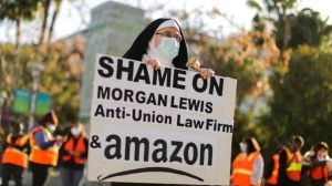 Amazon's victory in the union struggle shows the harsh reality facing the labor movement