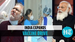Vaccination drive: People over 18 eligible from May 1;  states can now buy shots