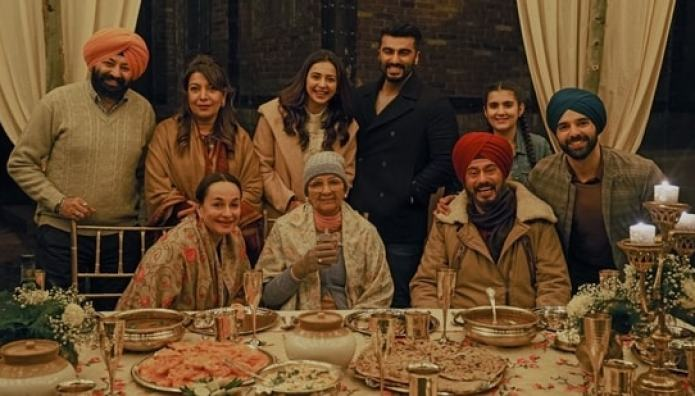 Sardar Ka Grandson trailer: Arjun wants to shift an entire house from  Lahore to Amritsar to fulfill Neena Gupta's wishes   Hindustan Times