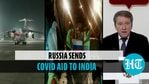Russian flights with Covid-19 emergency aid lands in India
