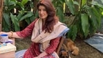 Twinkle Khanna urged everyone to donate towards Covid-19 relief.
