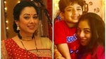 Rupali Ganguly said that she was body-shamed when she took her son Rudransh for walks to the park.