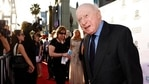 (File Photo) Norman Lloyd poses before a 50th anniversary screening of the film The Sound of Music at the opening night gala of the TCM Classic Film Festival on March 26, 2015, in Los Angeles. Lloyd, known for his role as a kindly doctor on TV's St. Elsewhere, has died at 106.(Chris Pizzello/Invision/AP)