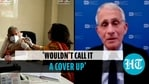 'Extended gap between 2 doses of Covishield reasonable approach': Dr Fauci