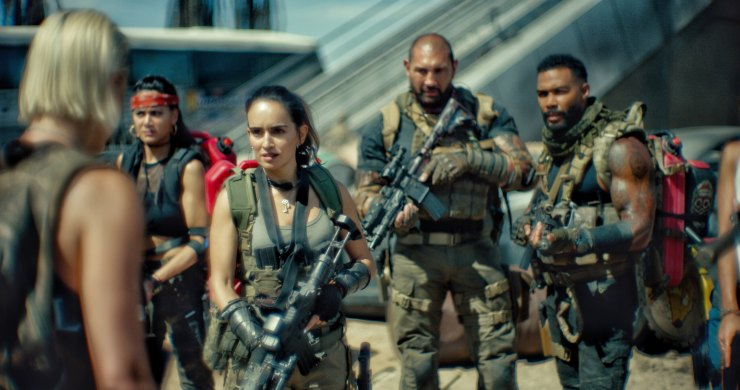 Army of the Dead movie review: Huma Qureshi is a damsel in need in Zack Snyder's zero-nuance zombie movie