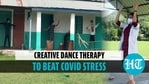 Manipur health officer's creative dance therapy to beat Covid-19 stress