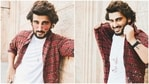 Arjun Kapoor has shared a series of pictures saying that he is happy.