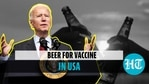 Joe Biden wants 70% adults in the US with at least one dose of vaccine by July 4 (Agencies)