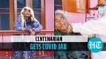124-year-old woman administered Covid vaccine in J&K's Baramulla