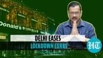 Kejriwal announced that malls and markets will re-open in Delhi on an odd-even basis