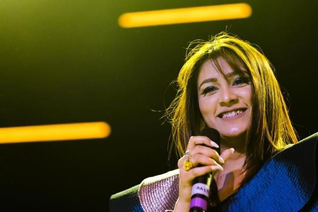 Singer Aastha Gill has released songs like Crazy Lady and Paani Paani.