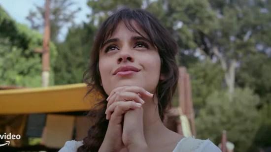 Camila Cabello will play Cinderella in Amazon Prime Video's reimagining of the fairy tale.