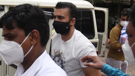 Raj Kundra, arrested in porn films case, sent to police custody till July 23 | Latest News India - Hindustan Times