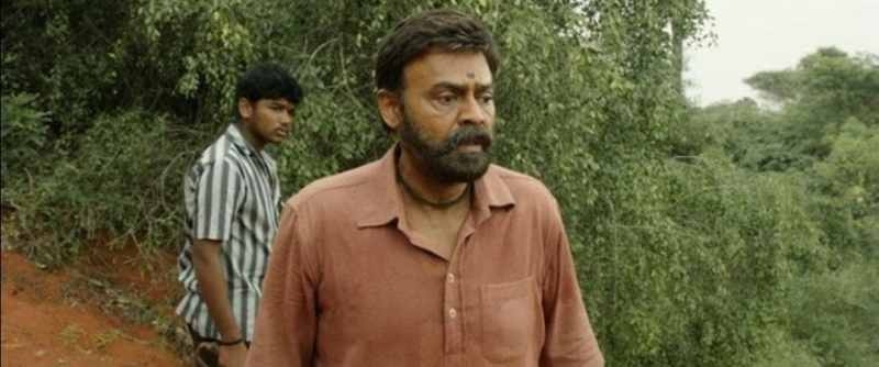Narappa movie review: Venkatesh is earnest in textbook remake of Dhanush's  Asuran, film underplays caste angle - Hindustan Times