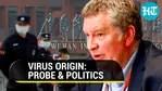 Virus origin: Probe and politics